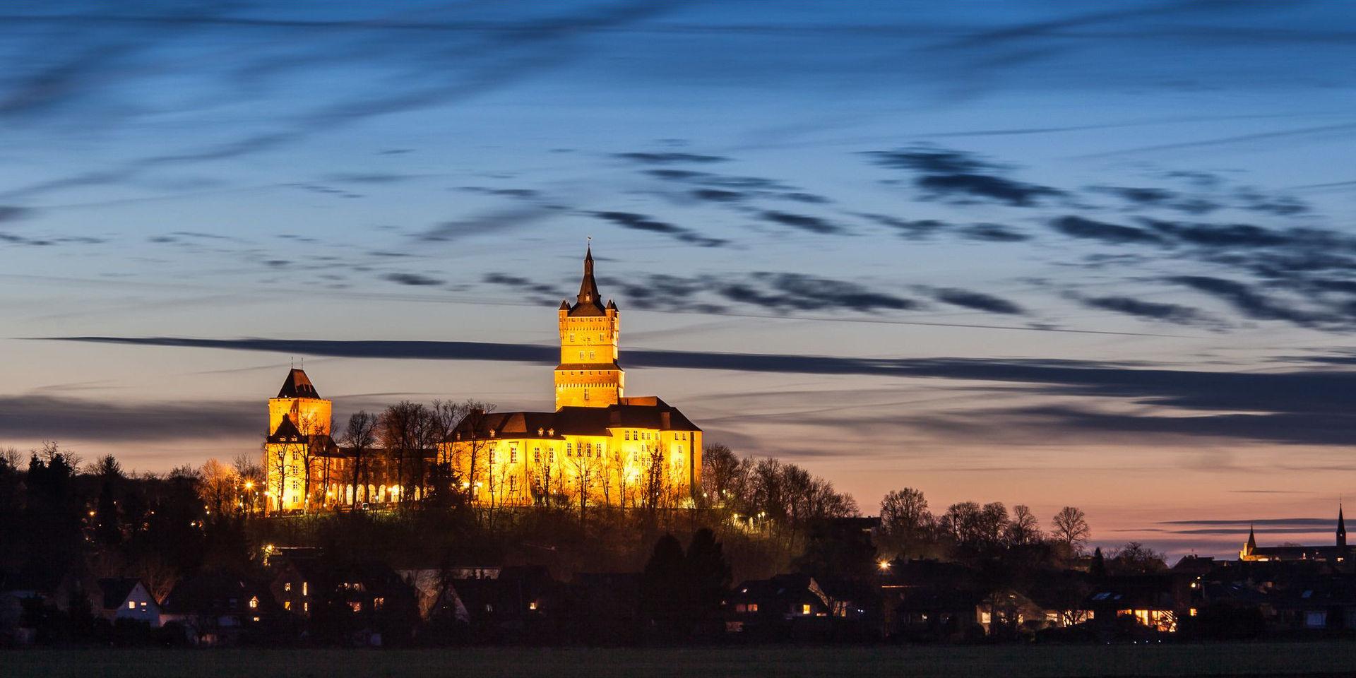 Bild Schwanenburg Kleve