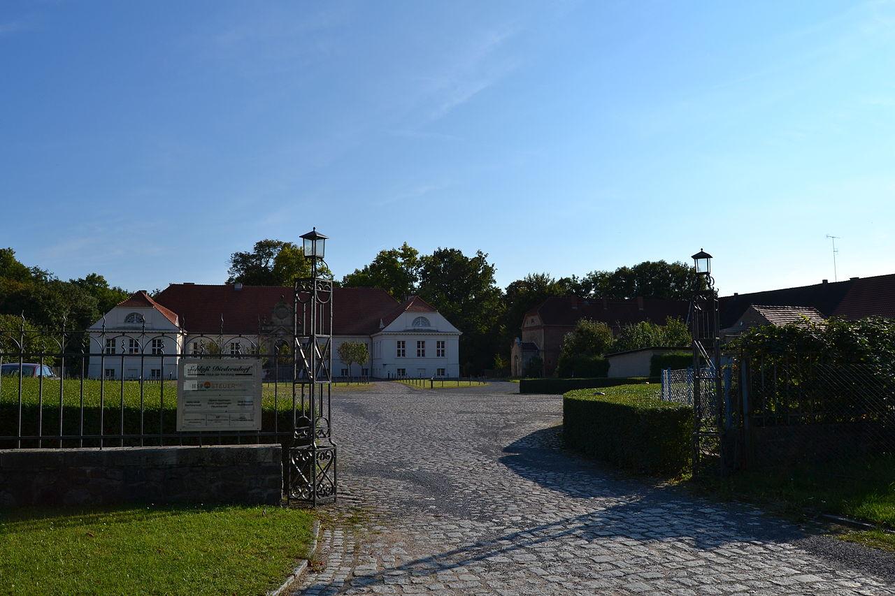 Bild Schloss Diedersdorf