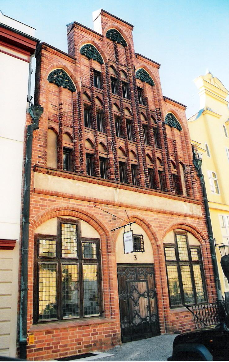 Bild Dielenhaus Stralsund