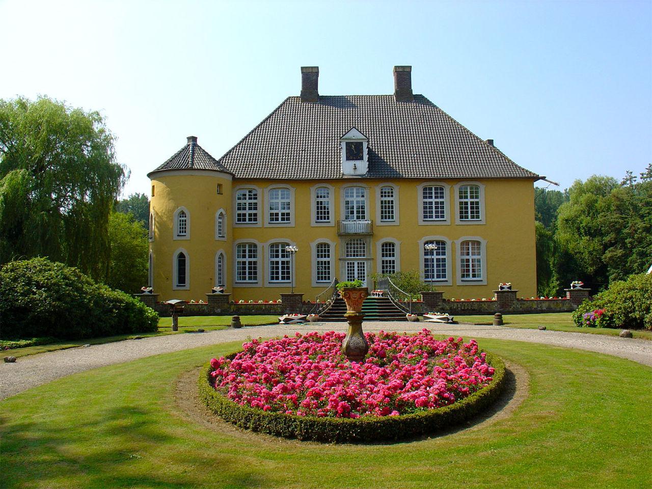 Bild Schloss Diepenbrock Bocholt