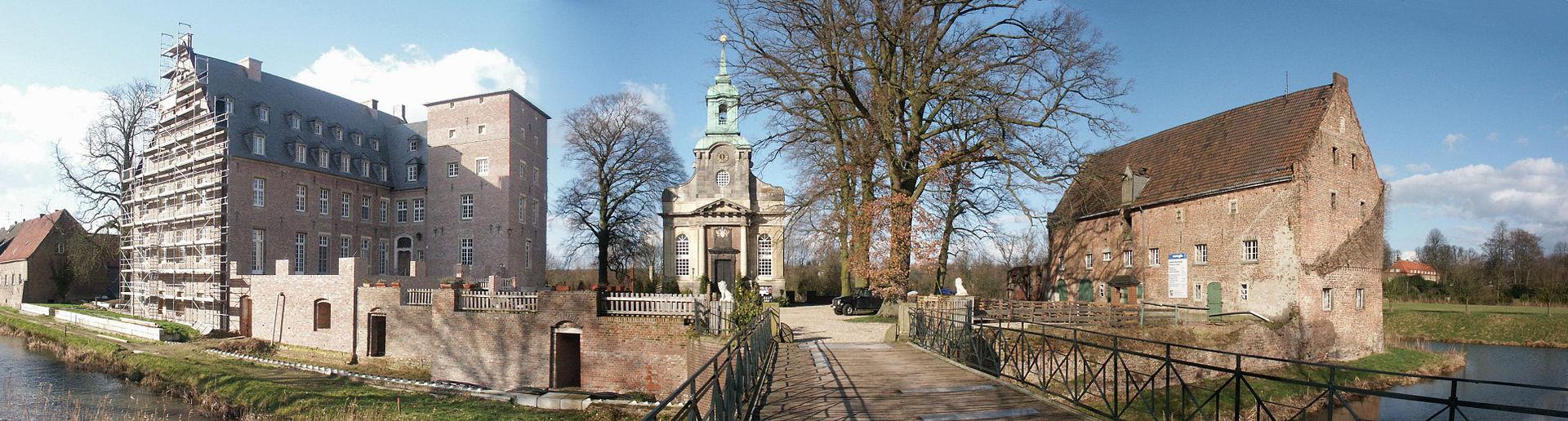 Bild Schloss Diersfordt