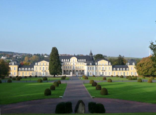 Bild Schloss Oranienstein Diez