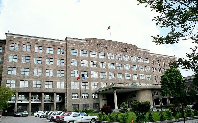 Bild Philologische Fakultät der Universität Ankara
