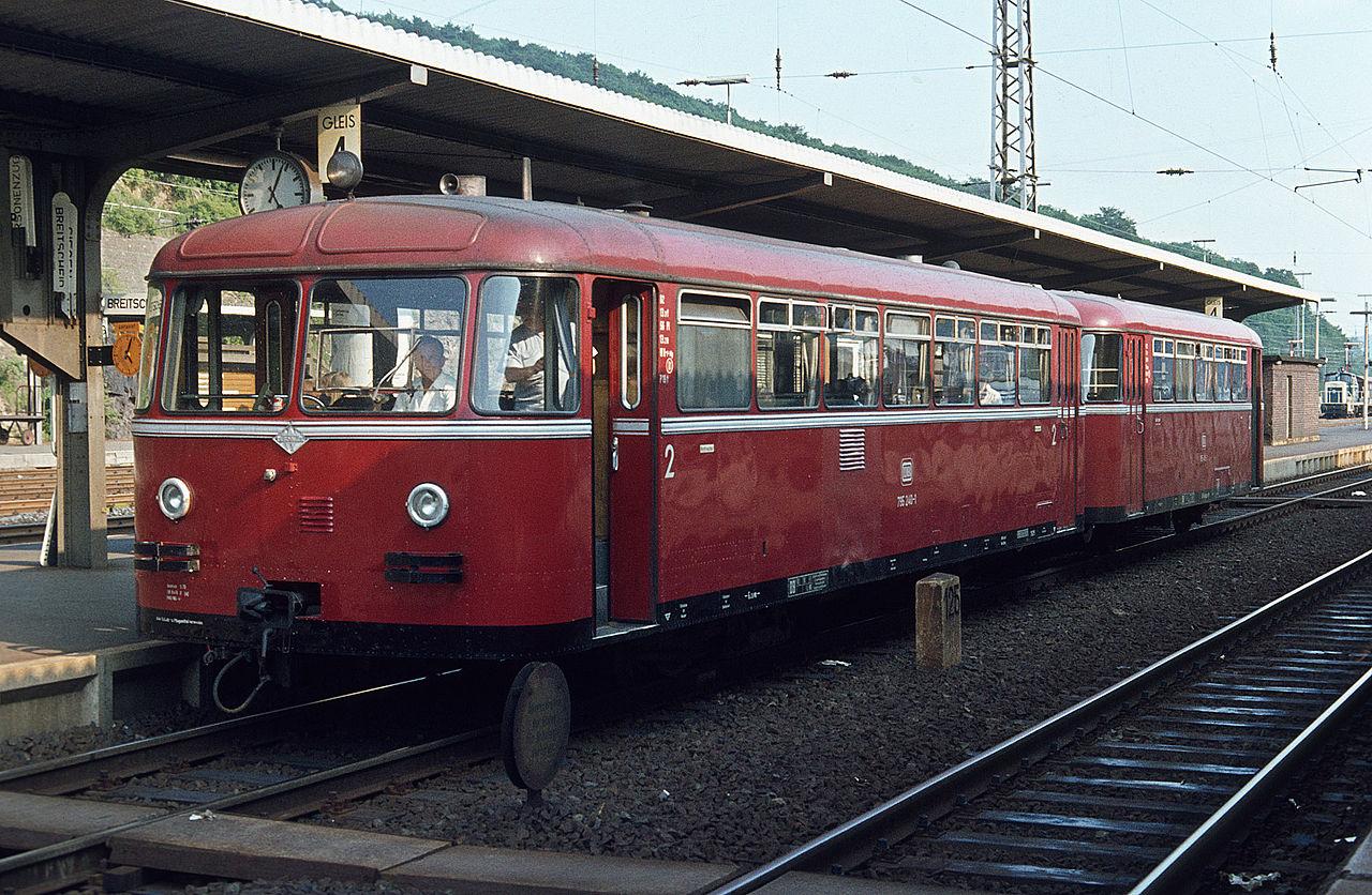 Bild Roter Flitzer Kornwestheim