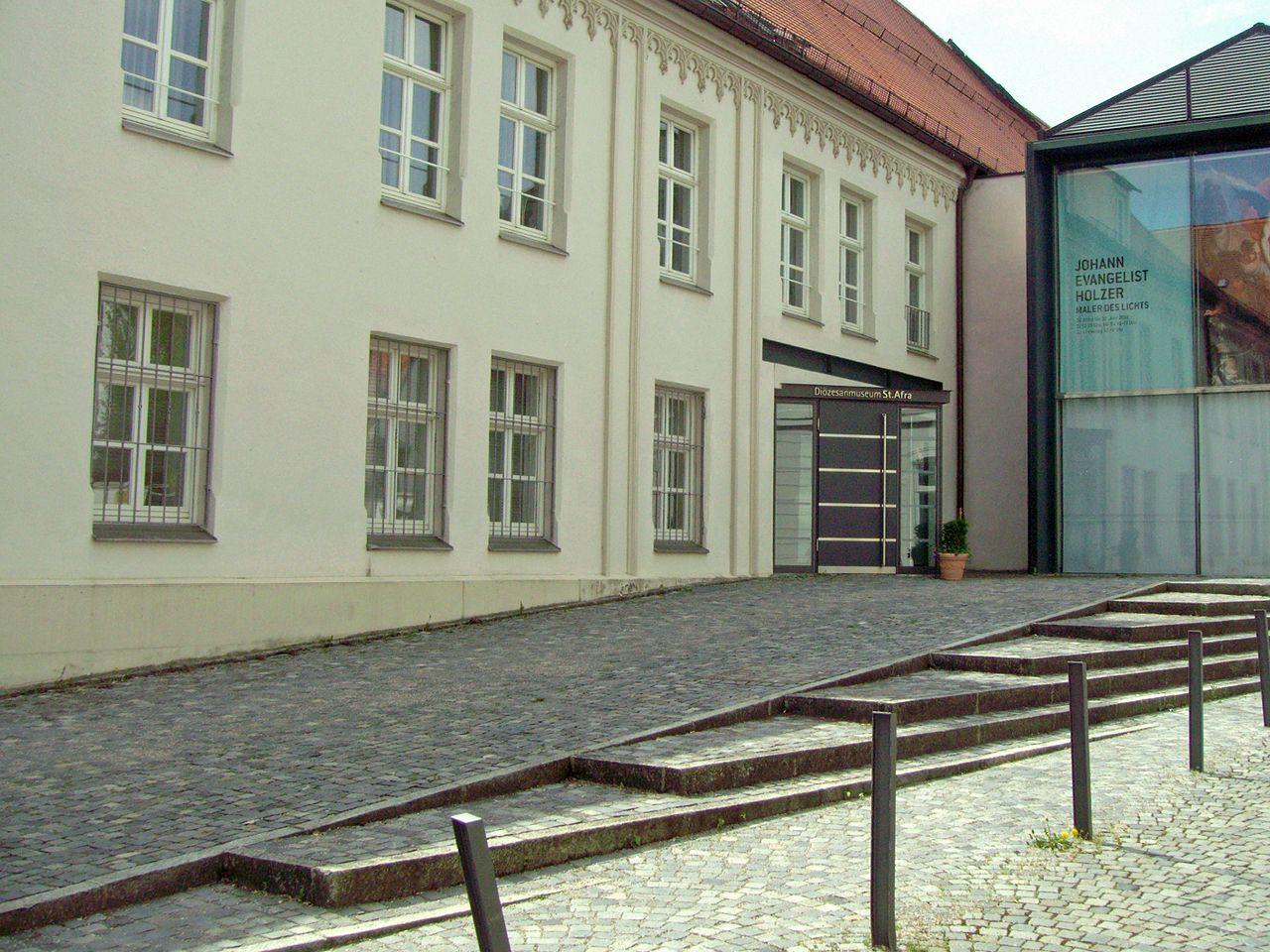 Bild Diözesanmuseum St. Afra Augsburg