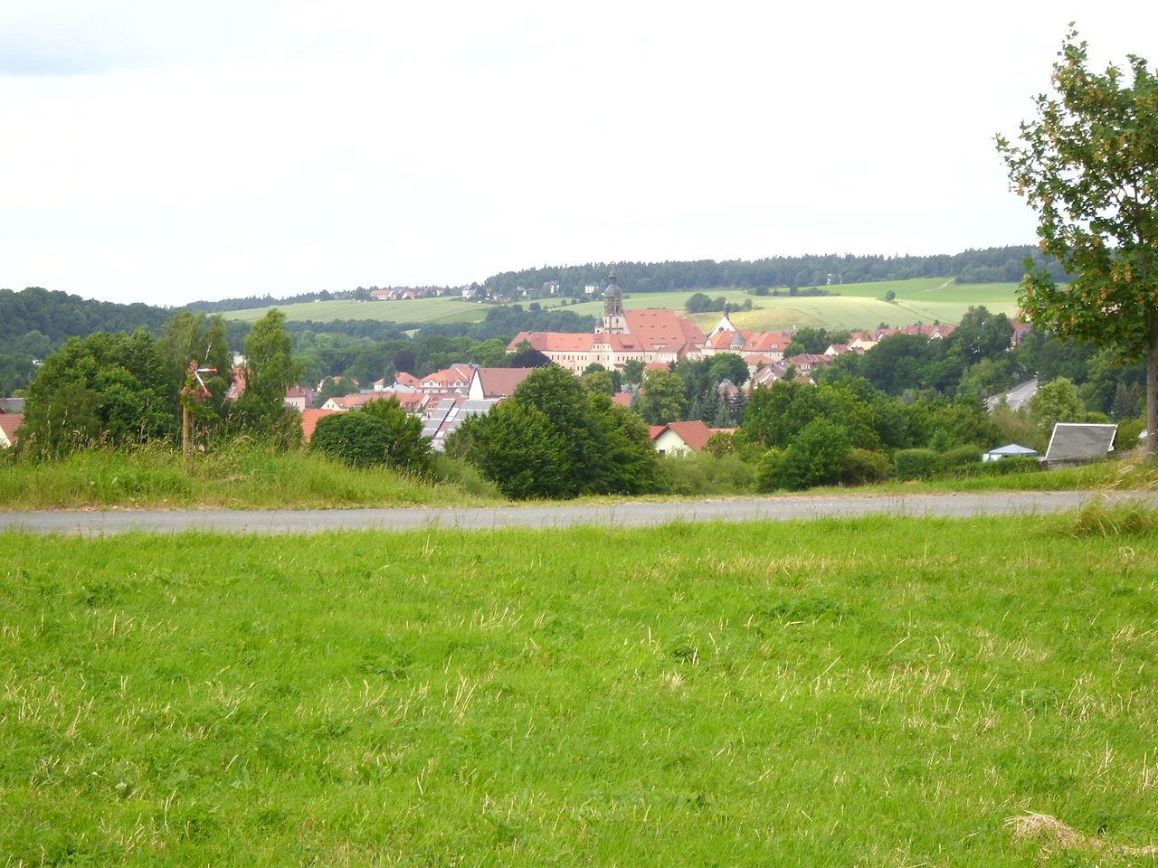 Bild Dippoldiswalder Schloss