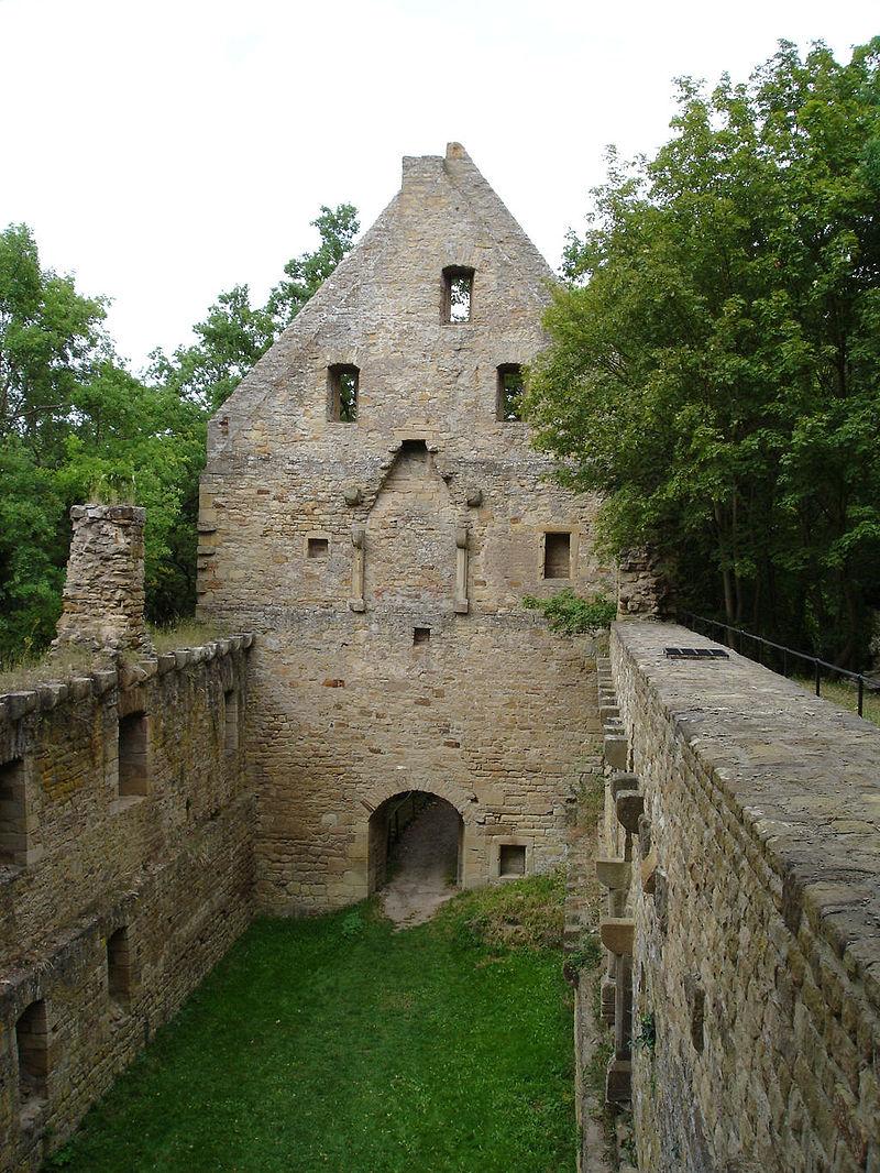 Bild Kloster Disibodenberg