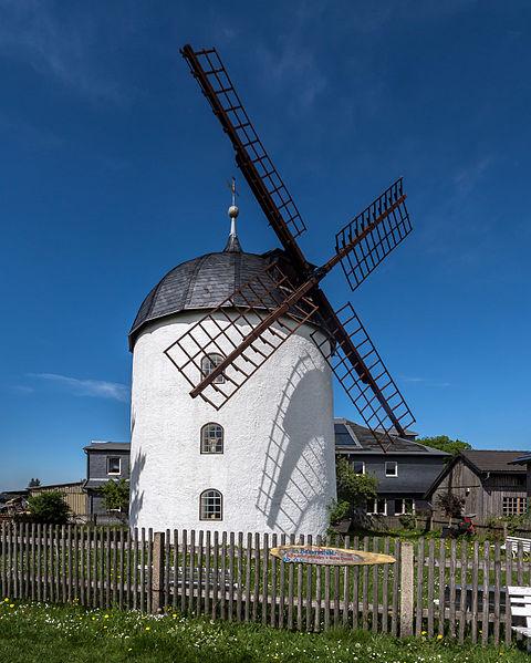 Bild Windmühle Dittrichshütte