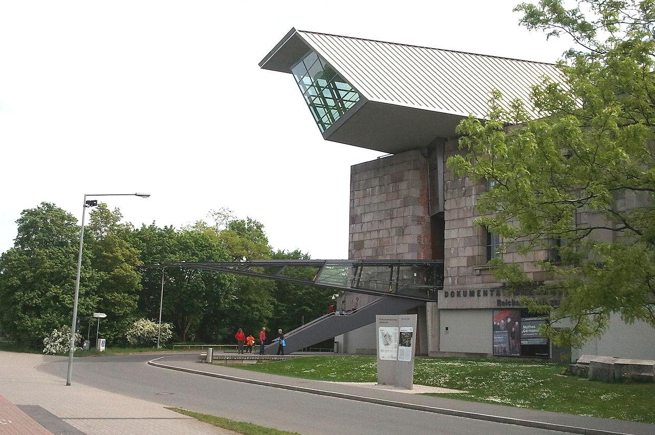 Bild Dokumentationszentrum Reichsparteitagsgelände Nürnberg