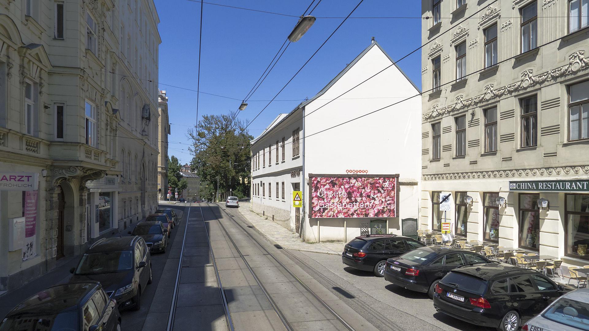Bild Beethoven Eroicahaus Wien