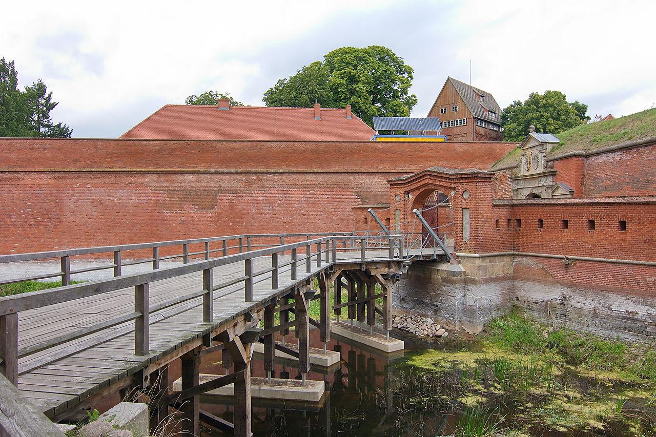 Bild Festung Dömitz