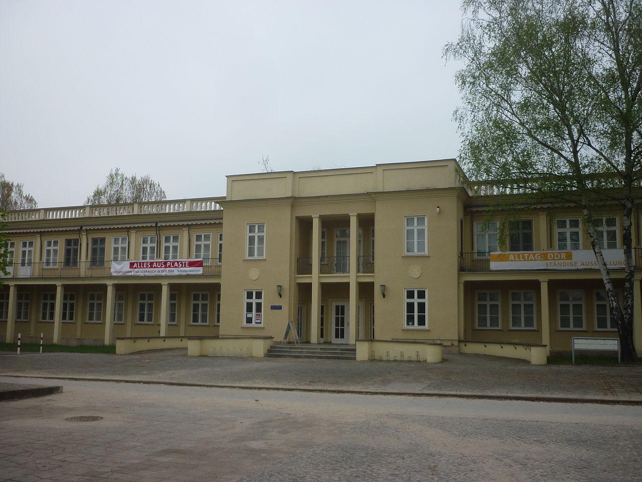 Bild Dokumentationszentrum Alltagskultur der DDR Eisenhüttenstadt