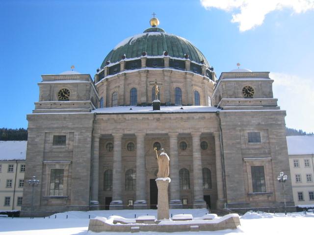 Bild Kloster St. Blasien