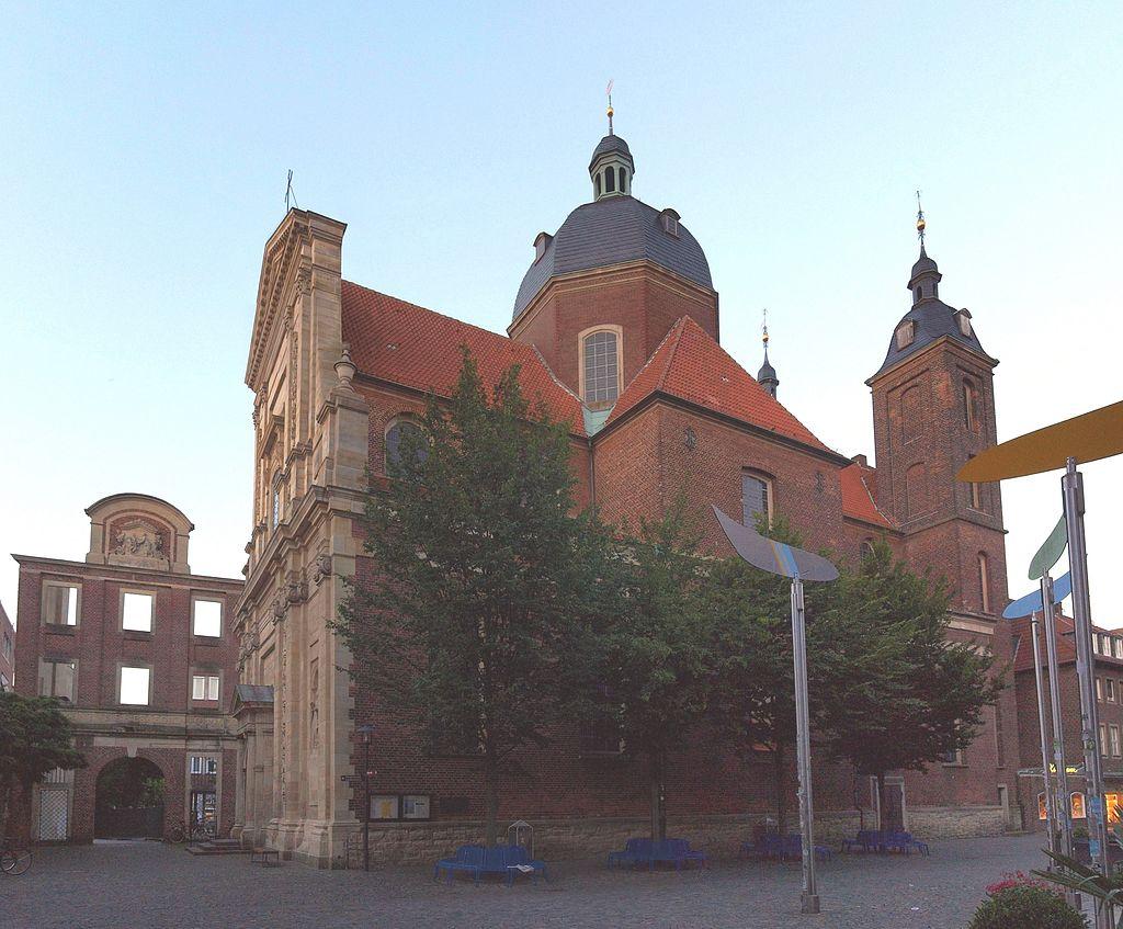 Bild Dominikanerkirche Münster