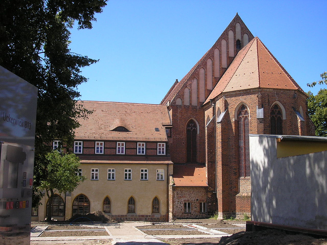 Bild Dominikanerkloster Prenzlau