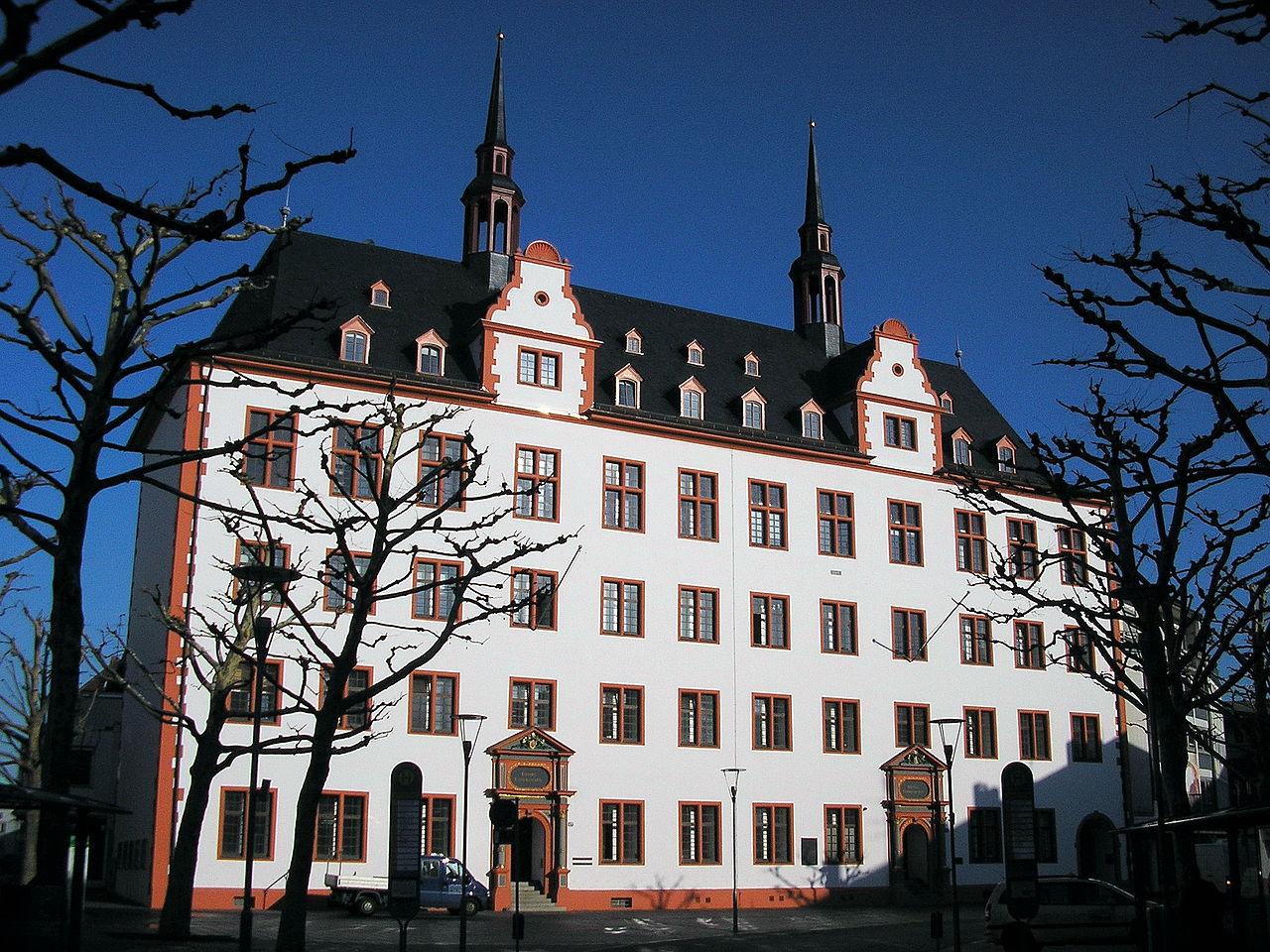 Bild Alte Universität Mainz