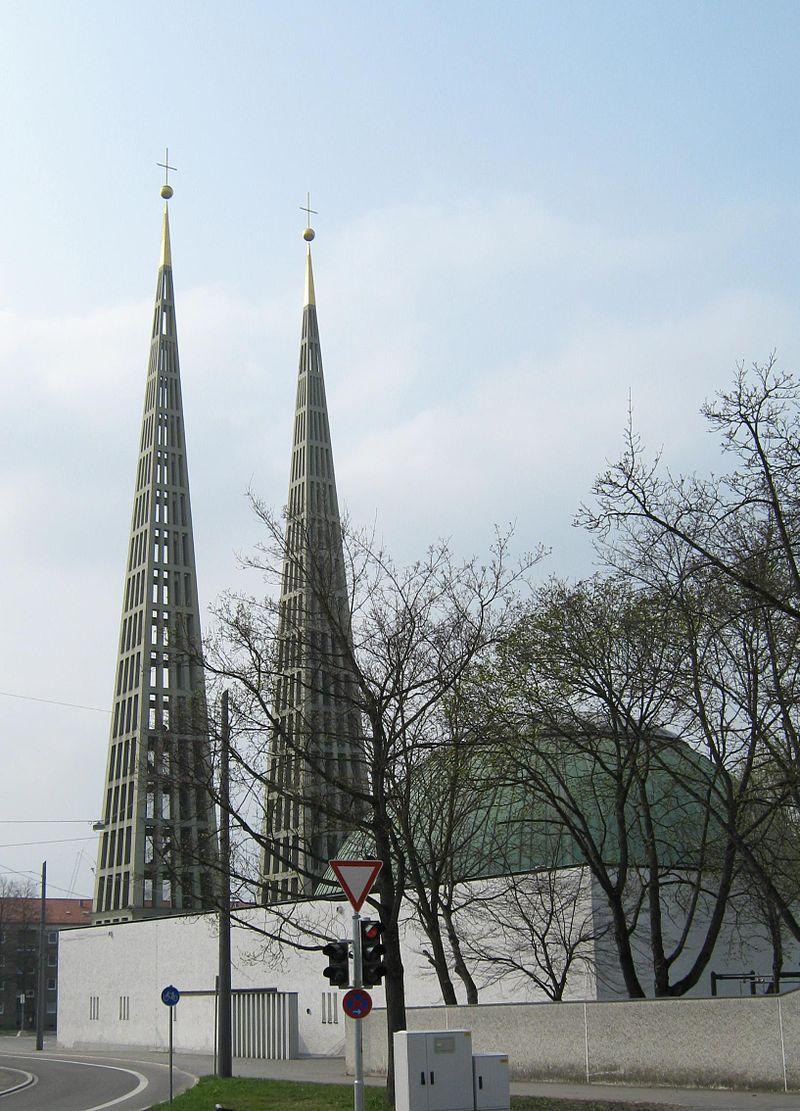 Bild Kirche Don Bosco Augsburg