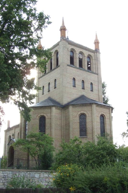 Bild Kirche Stolpe am Wannsee