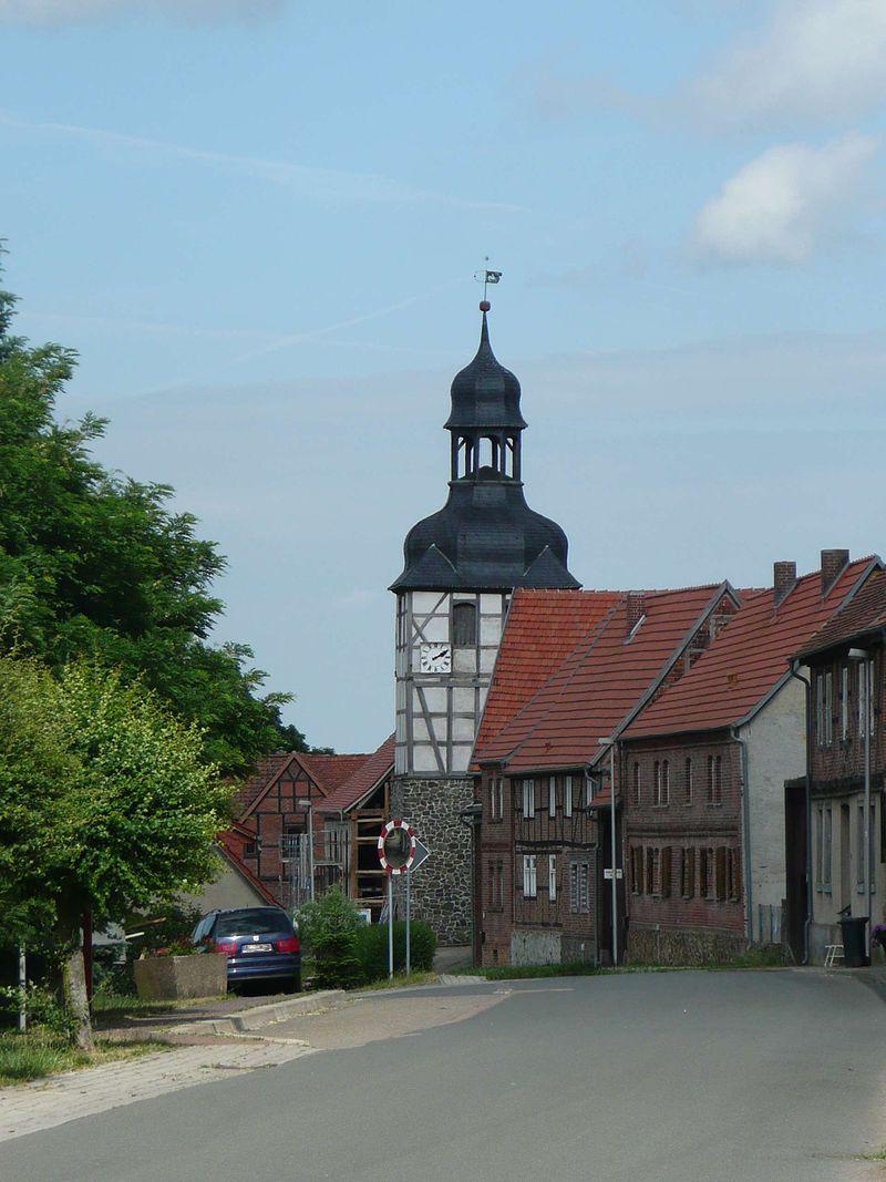Bild Gottfried August Bürger Museum Molmerswende