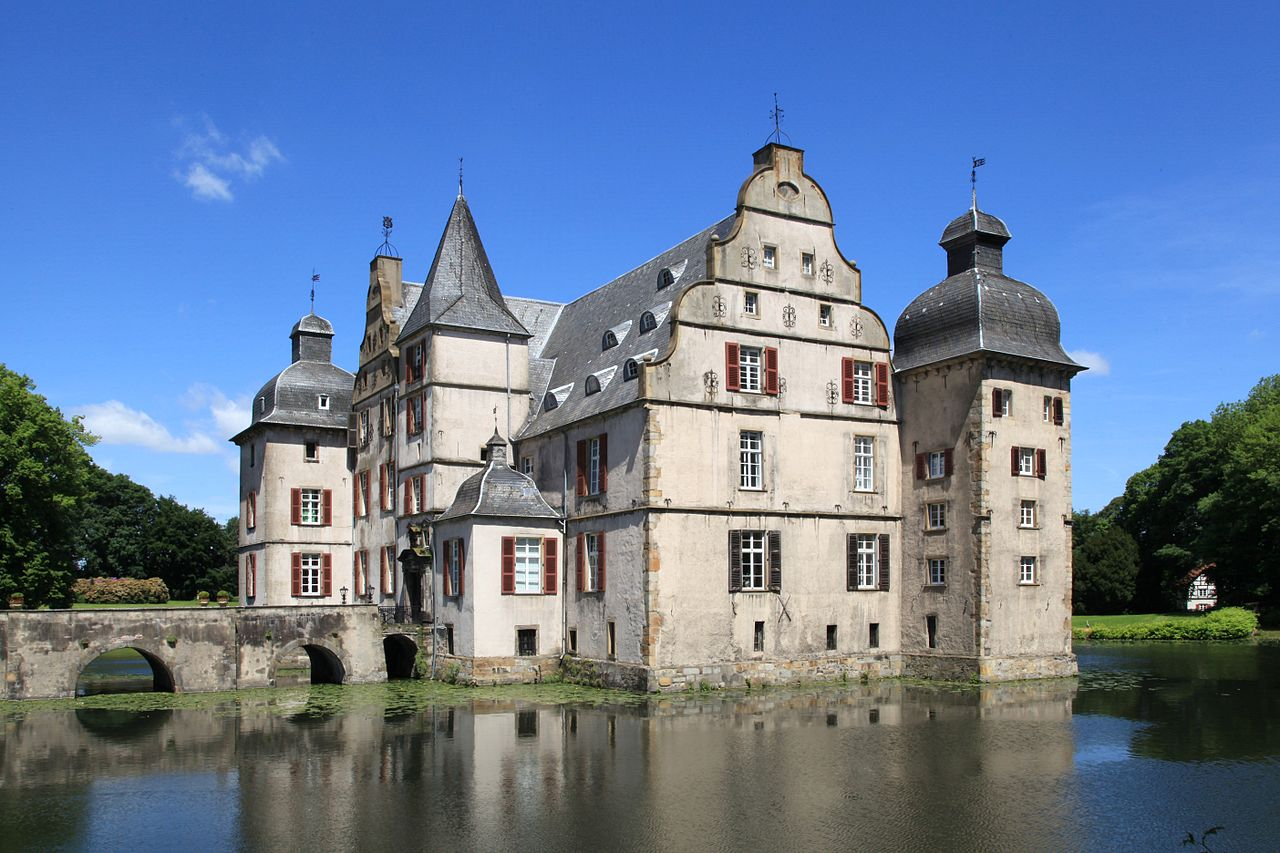 Bild Schloss Bodelschwingh Dortmund