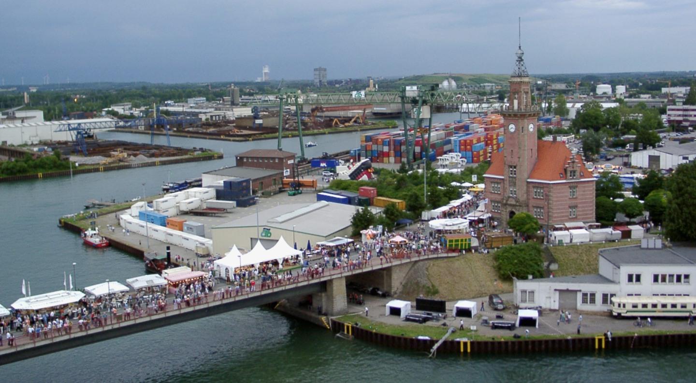 Bild Hafen Dortmund
