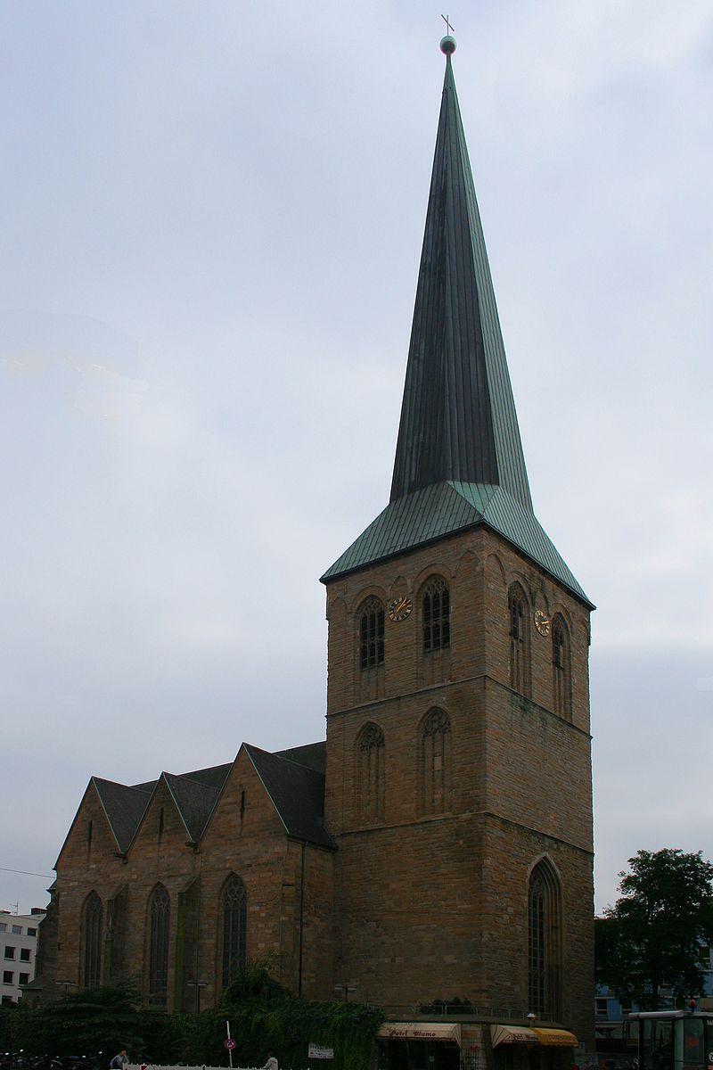 Bild St. Petri Kirche Dortmund