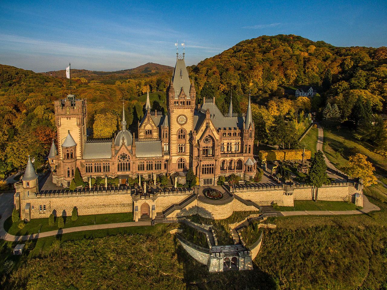 Bild Schloss Drachenburg Königswinter