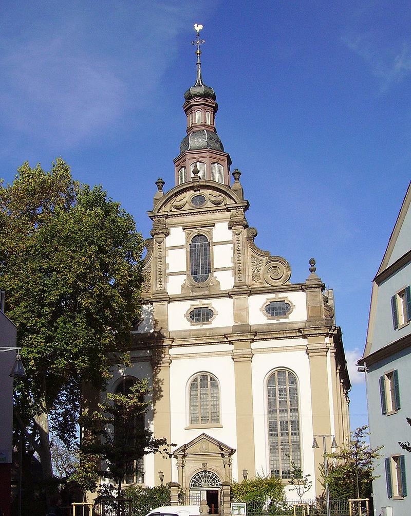 Bild Dreifaltigkeitskirche Speyer