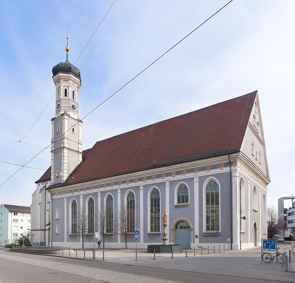 Bild Dreifaltigkeitskirche Ulm