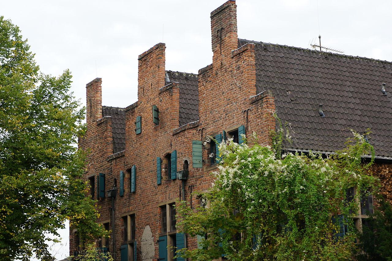 Bild Dreigiebelhaus Dortmund
