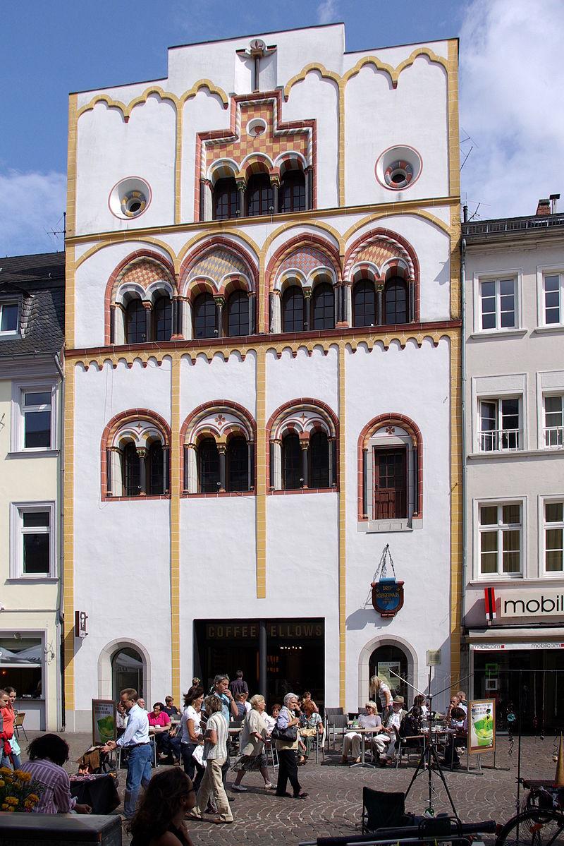 Bild Dreikönigenhaus Trier