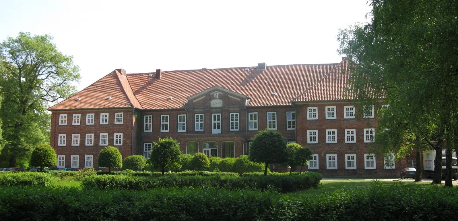 Bild Schloss Dreilützow