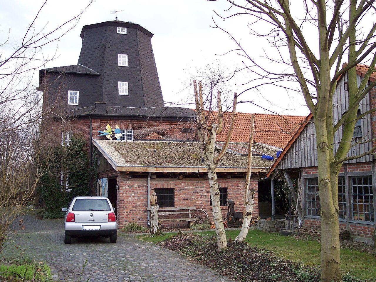 Bild Mühlen und Gerätemuseum Rinkerode