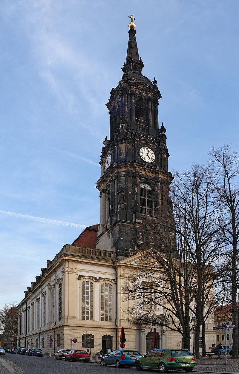 Bild Dreikönigskirche Dresden