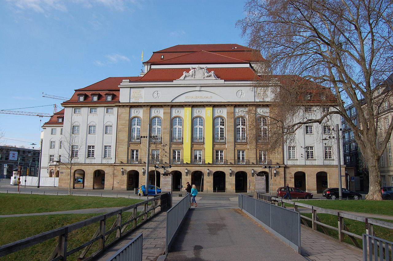 Bild Schauspielhaus Dresden