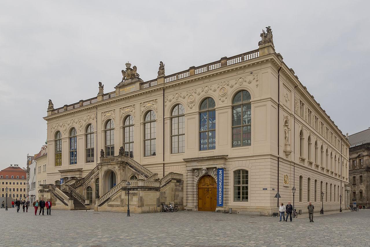 Bild Verkehrsmuseum Dresden