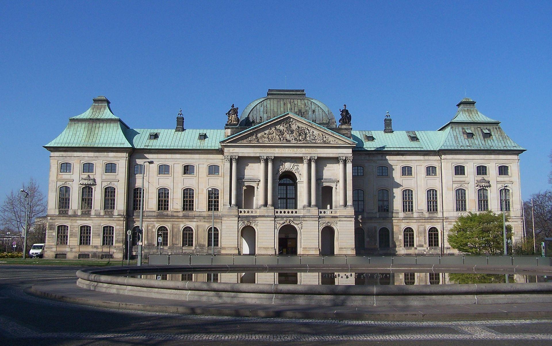 Bild Japanisches Palais Dresden