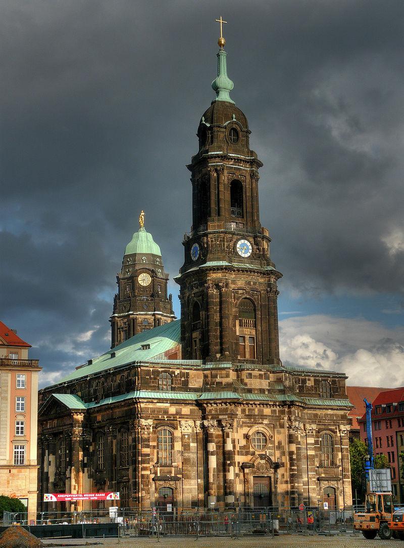 Bild Kreuzkirche Dresden