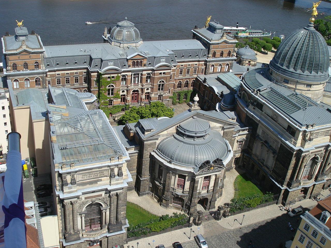 Bild Hochschule für Bildende Künste Dresden
