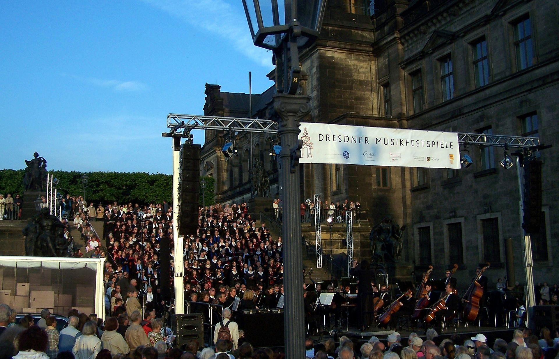 Bild Dresdner Musikfestspiele