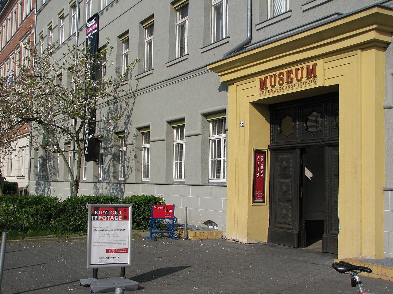 Bild Museum für Druckkunst Leipzig