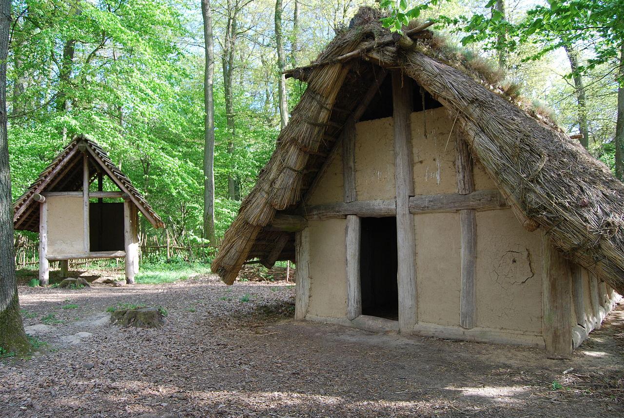 Bild Keltensiedlung Niedaltdorf