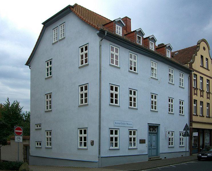 Bild Konrad Duden Museum Bad Hersfeld