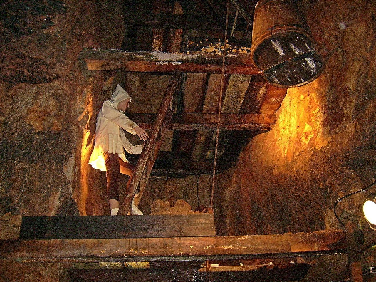 Bild Historisches Kupferbergwerk Düppenweiler