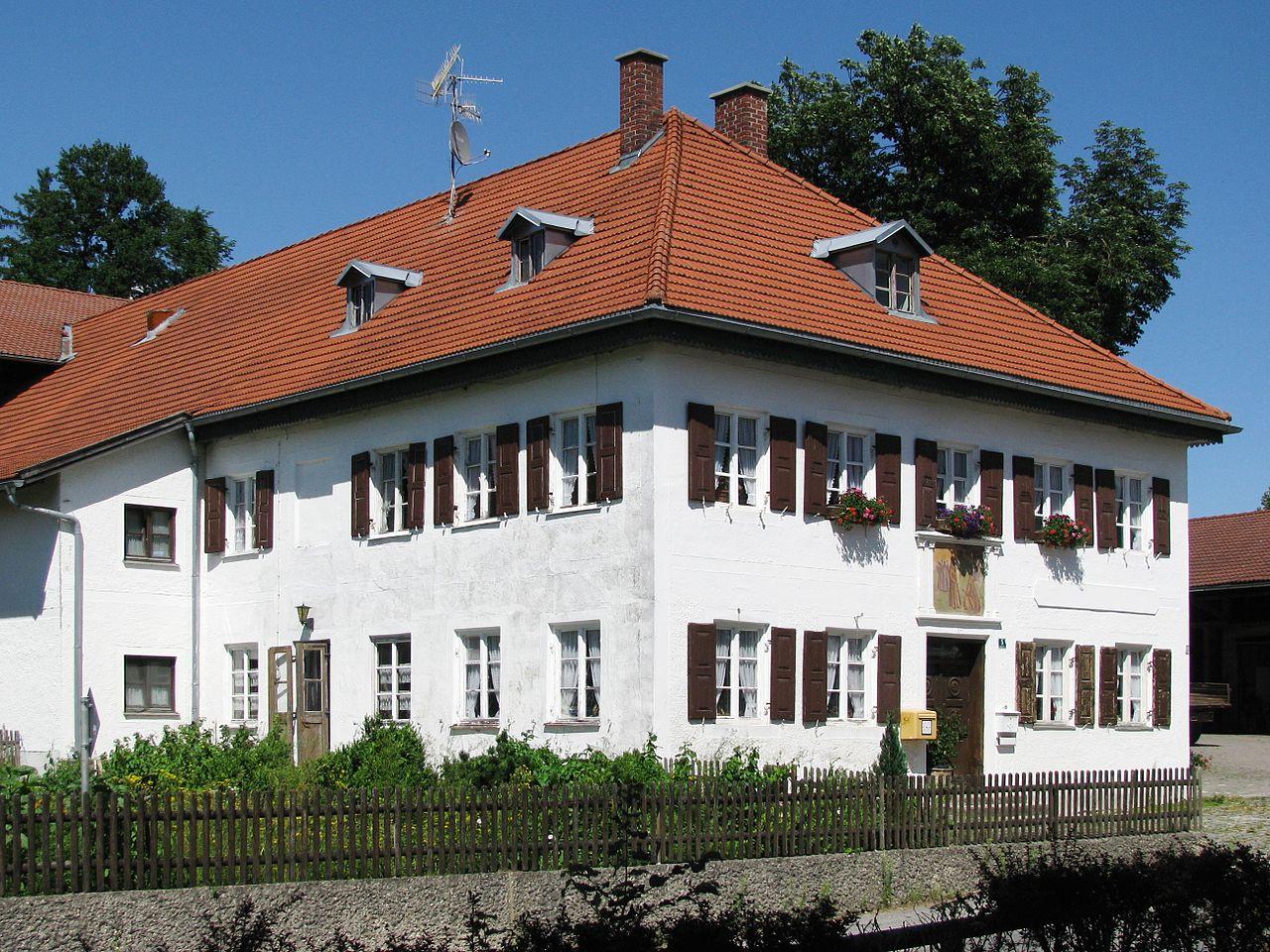 Bild Bauernhaus Habach