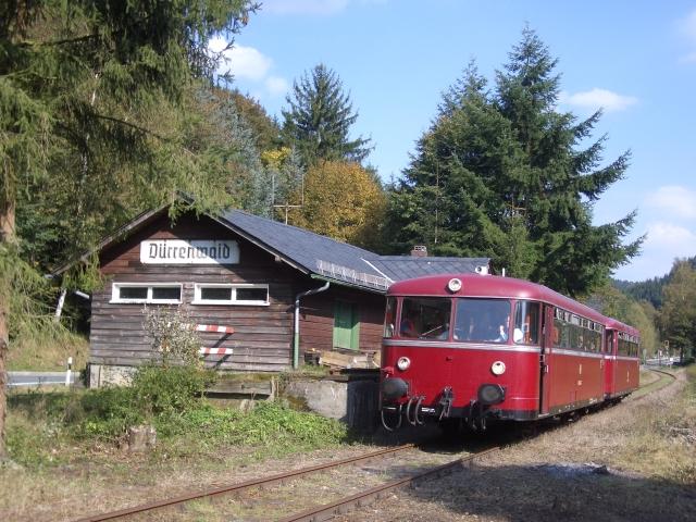 Bild Eisenbahnfreunde Rodachtalbahn Nordhalben
