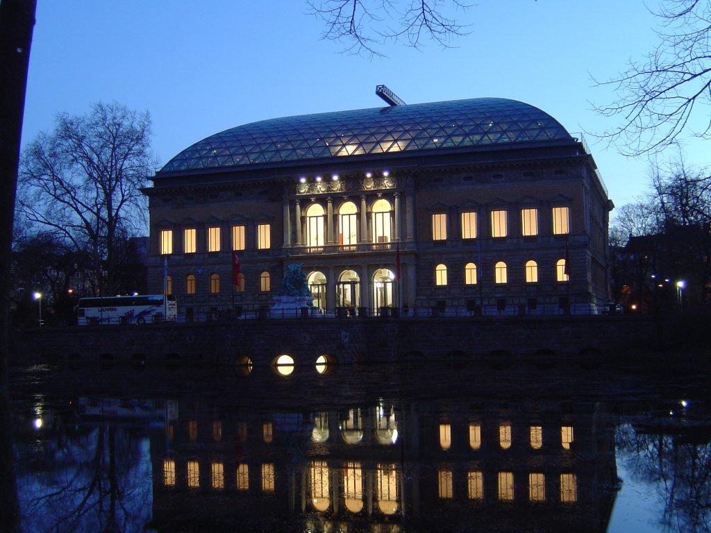 Bild Ständehaus Düsseldorf