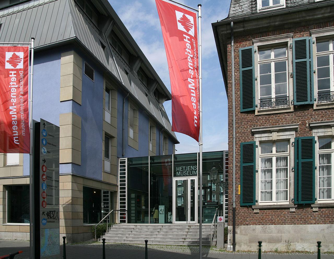 Bild Deutsches Keramikmuseum Düsseldorf