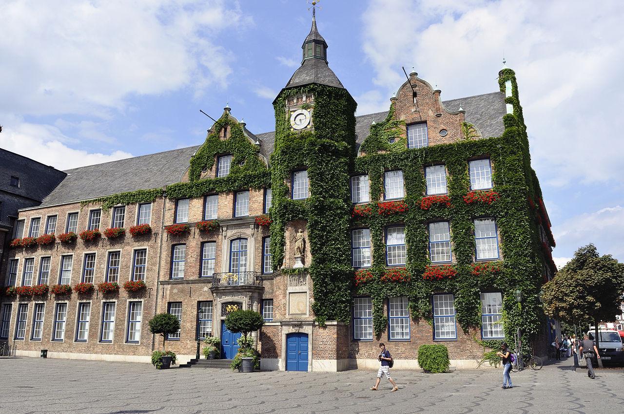 Bild Altes Rathaus Düsseldorf