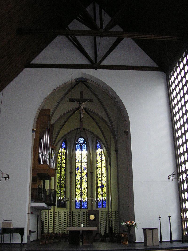 Bild Karmelkirche Duisburg